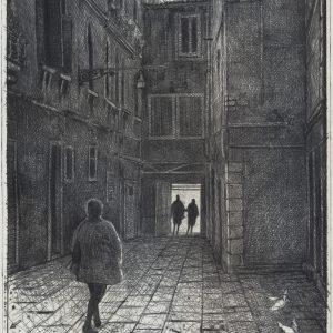 Teoskuva: Kihlman Mikael - Venezia