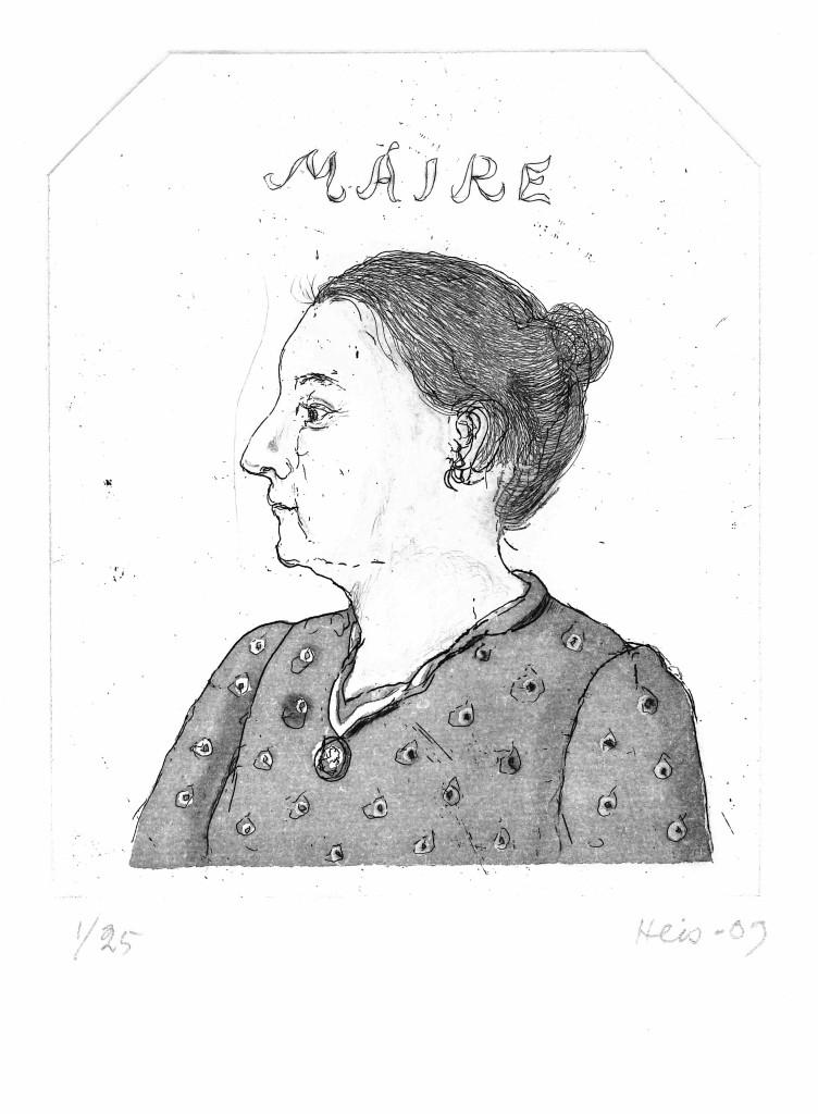 Heiskanen Outi, Maire