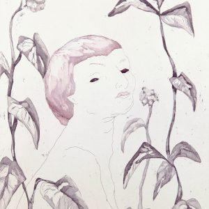 Peura Emma, Polkkatukkainen tyttö