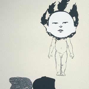 Teoskuva: Lilja Virve - It's a boy