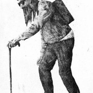 Martikainen Aleksi, Vanhus