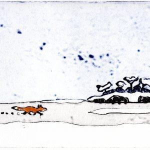 leena-golnik-saalistamassa