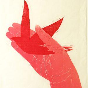 Teoskuva: Martikainen Paula - Catch – Punainen lintu