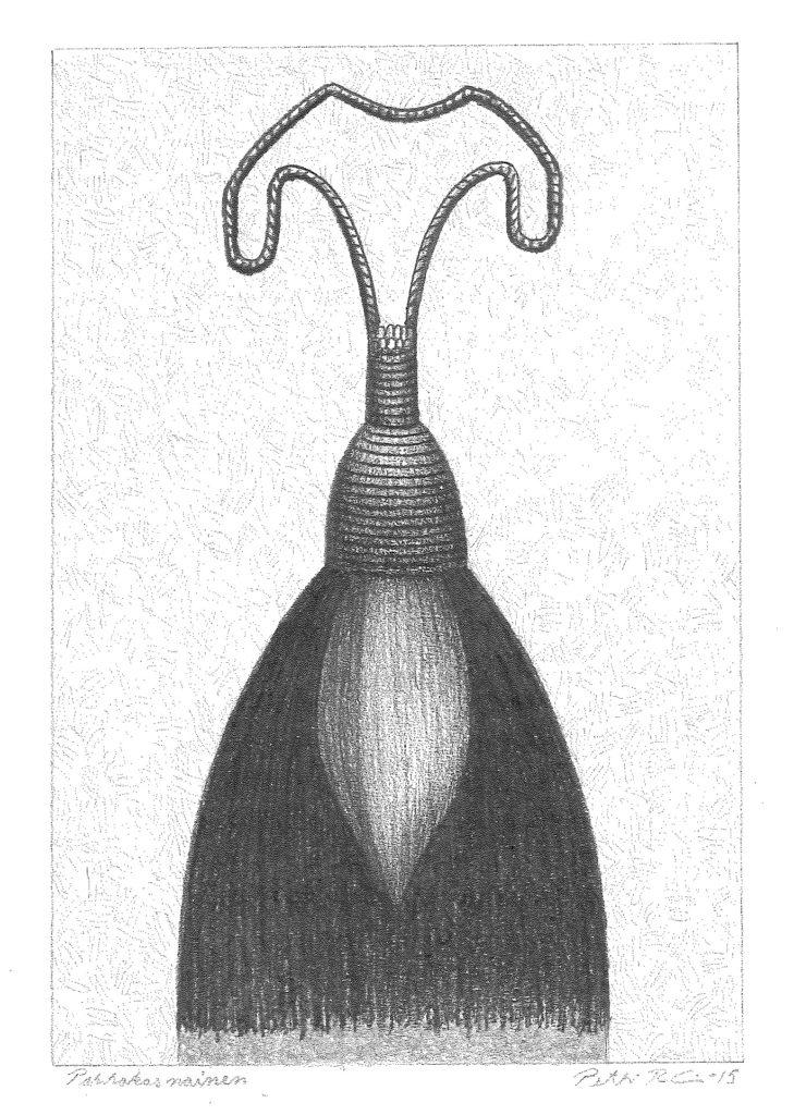 Reinikainen Petri, Parrakas nainen