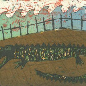 Neuvonen Kirsi, Krokotiilin koti