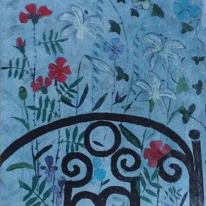 Teoskuva: Salmi Ritva - Salainen puutarha