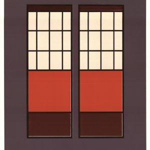 Teoskuva: Immonen Essi - The Doors, sarjasta Shoji