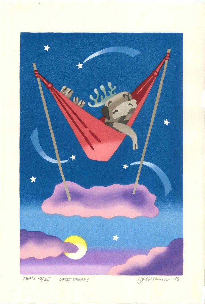 Teoskuva: Moilanen Tuula - Sweet Dreams