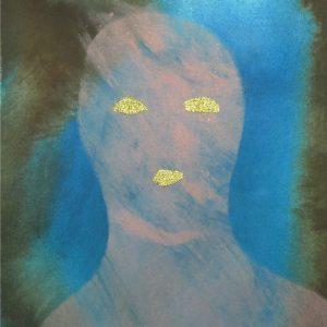 Teoskuva: Jääskeläinen Aino - Tähtisilmä (maskissa)