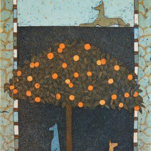 Teoskuva: Somppi Päivi - Pienen persikkapuun vartijat