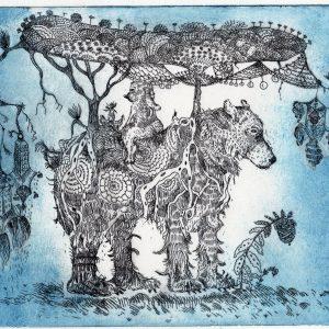Teoskuva: Viitala Marje - Karhun viemää