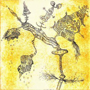 Teoskuva: Viitala Marje - Botanical I