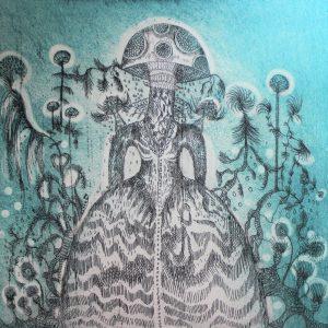 Teoskuva: Viitala Marje - Kuolema pukeutuu syysmekkoon