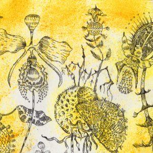 Teoskuva: Viitala Marje - Botanical II