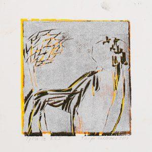 Teoskuva: Heilimo Tarja - Unen ratsu, hetki hopeaa