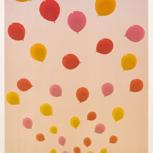 Teoskuva: Krokfors Kristian  - Balloons I