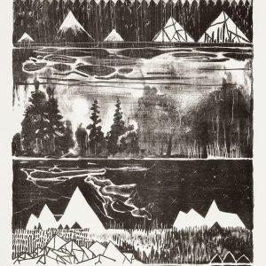 Teoskuva: Louhelainen Minna - Veden ja kiven historia