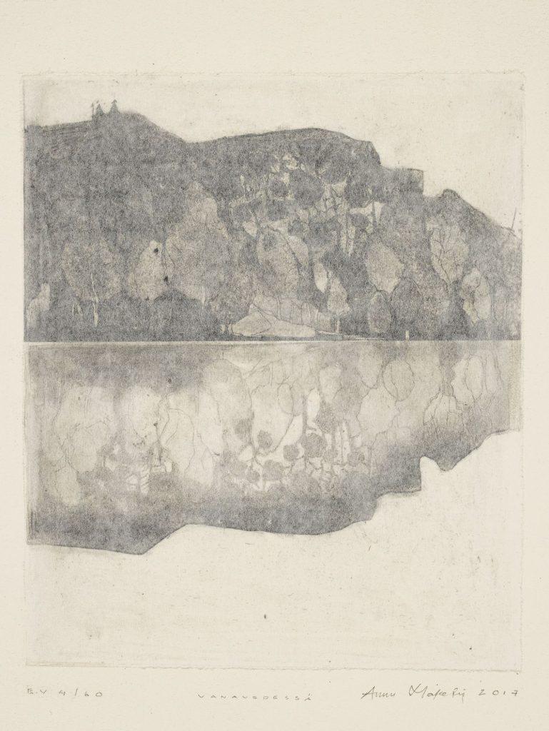 Teoskuva: Mäkelä Anne - Vanavedessä