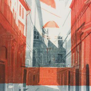 Teoskuva: Ilveskorpi Liisa - Kaksi kaupunkia