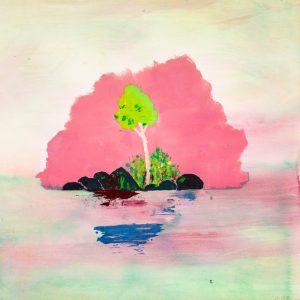 Teoskuva: Jääskeläinen Aino - Yksinäinen puu