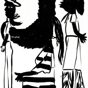 Teoskuva: Tuominen Jenni - Behind the Masks