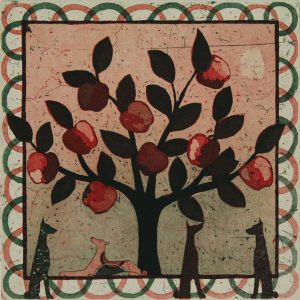 Teoskuva: Somppi Päivi - Pieni omenavartio