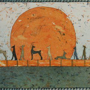 Teoskuva: Somppi Päivi - Aurinkoveneilijät