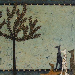 Teoskuva: Somppi Päivi - Pieni oliivipuuvartio