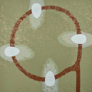 Teoskuva: Lilja Virve - Pääskysiä perhoshaavilla II